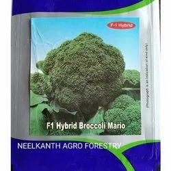 F1 Hybrid Broccoli Mario Seed