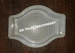 AK Silicone Plastic Paver Mould