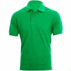 Green Collar T-Shirt