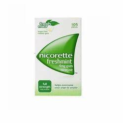 Nicorette Chewing Gum