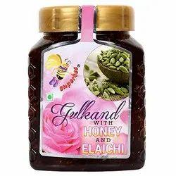 Gulkand with Honey & Elaichi 500g