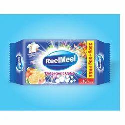 Reel Meel Detergent Cake, Shape: Rectangle