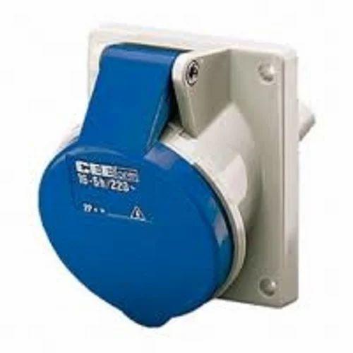 Industrial Plug And Sockets 32 Amp 3 Pin Mennekes