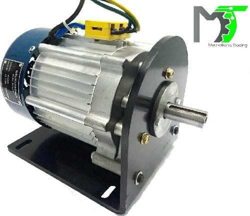 2500w Bldc Motor For Electric Kart | 2 5kW Brushless DC