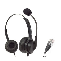 Call Center Telephone Headset