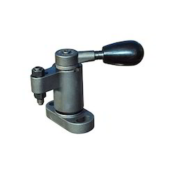 Hand Clamp and Ball Lock System