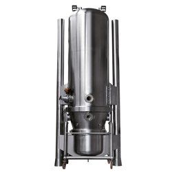 Stainless Steel Automatic Fluid Bed Dryer, For Pharmaceutical, in Pan India
