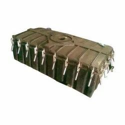 SS 304, MS Buffing Loft Water storage Tank Mould, Capacity: 100-5000 L