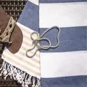 Fouta Towel With Terry