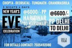 Chopta Tour Package from Delhi