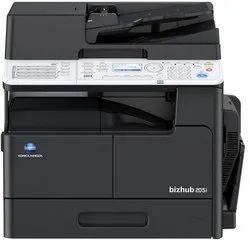 Bizhub 205I Konica Minolta Photocopy Machine