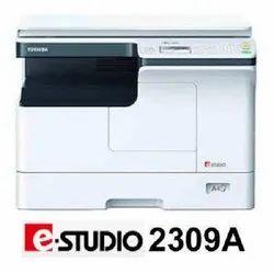 Toshiba Xerox Photocopier Machine, 2309 A