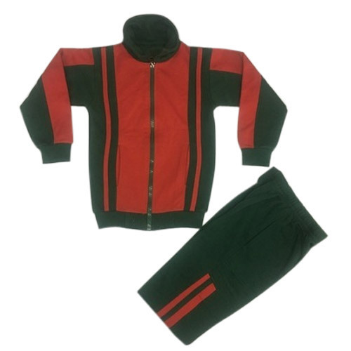 7adeae65c8f Girls Red And Black Sports Kids Tracksuits