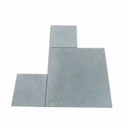 Slab Grey Tumbled Limestone, For Flooring, Thickness: 18-25MM