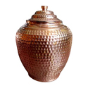 Rajwadi Nakshi Copper Pot