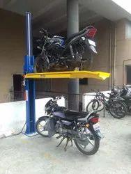 Two Wheeler Parking Lift
