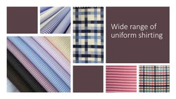 Uniform Shirting Fabric