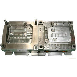 Silver Zinc Industrial Die Casting Mould