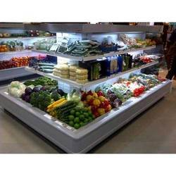 Fruit And Vegetable Display Stand