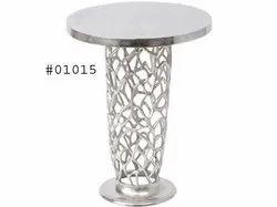 Aluminium Designer Coffee Table