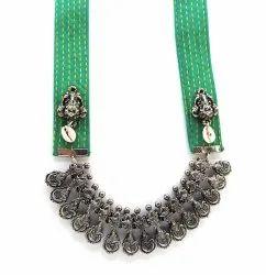 FJ025 Fabric Jewelry