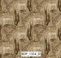 Walnut Digital Printed Fabrics