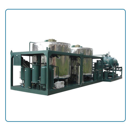 Oil Refining Plants - Used Oil Refining Plant Exporter from