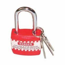 Iron With Key Loto Lock