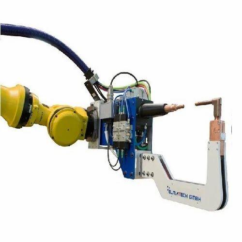 Robotic Spot Welding Gun Distributor Channel Partner