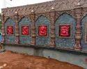 Ganpati Fiber Astavinayak Panel For Decoration