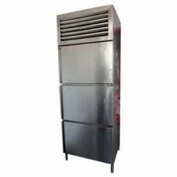 THREE DOOR VERTICAL REFRIGERATOR