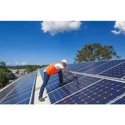 Hybrid Solar Panel Installation Service