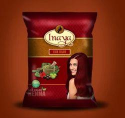 Inaya Burgundy Henna for Hair