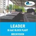 50 CBM Semi Automatic AAC Plant