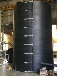 PP Chemical Tank, Storage Capacity: 500L-75, 000L, 7mm To 50mm