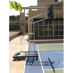 Movable Basket Ball Post