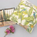 Indian Multi Color Screen Print Cotton Home Decor Decorative Car Sofa Chair Cushion Cover