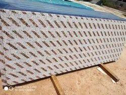 CNC Cross Line Granite Slab