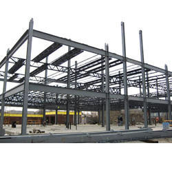 Heavy Structural Erection Service