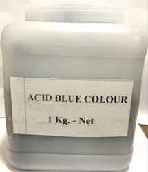 Acid Blue Colour