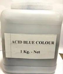 Acid Blue Colour