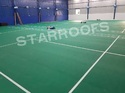 Badminton Court Roofing Shed Fabricators