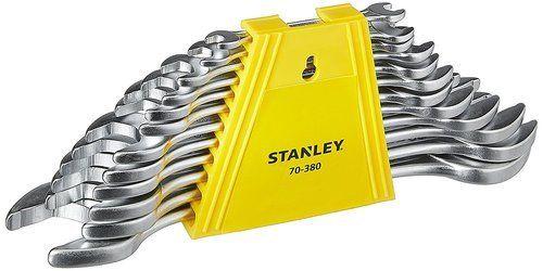 Stanley 70-380e  Double O/ E Spanners Set 12 Pc