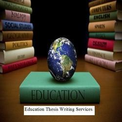 Education Thesis Writing Services