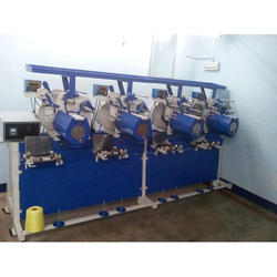 Twin Spindle Cone Winding Machine