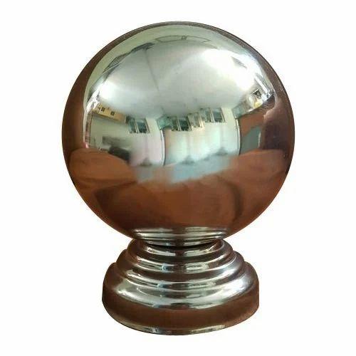 Round SS Railing Ball