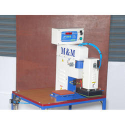 Electric Sticker Fusing Machine