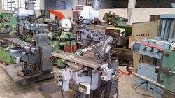 Bridgefort Milling Machine