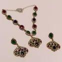 Attractive Turkish Trending Necklace Set