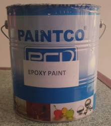 Epoxy Paint, Packaging Size: 5 L